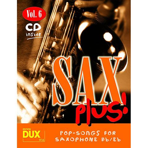 Dux Sax Plus! Vol.6