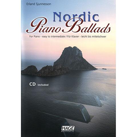 Hage Nordic Piano Ballads
