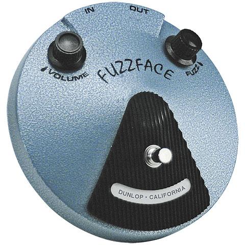 Dunlop Jimi Hendrix JHF1 Fuzz Face