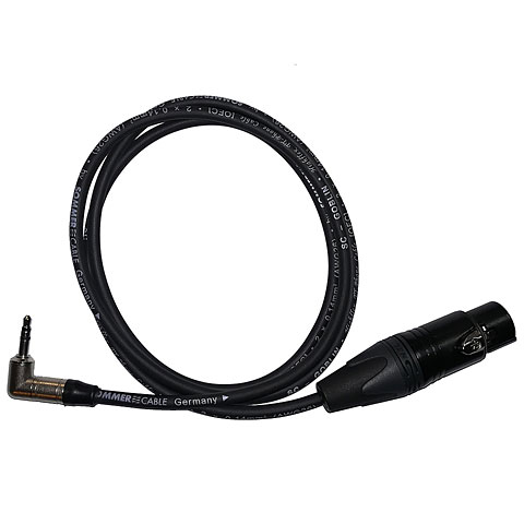 AudioTeknik Kamerakabel Cam