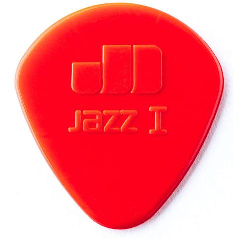 Dunlop Nylon Jazz I rot (6Stck)