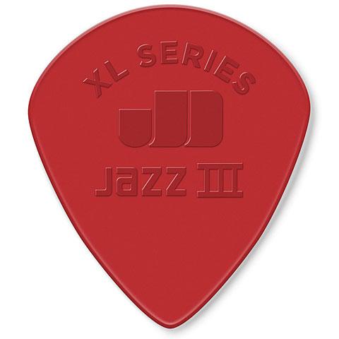 Dunlop Nylon Jazz III XL rot (6Stck)