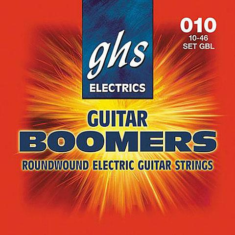 GHS Boomers 010-046 GBL 3er Set