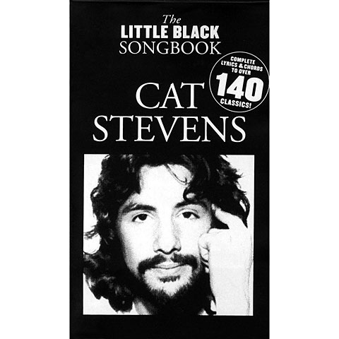 Music Sales The Little Black Songbook Cat Stevens