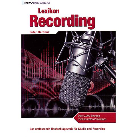 PPVMedien Lexikon Recording
