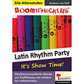 Kohl Boomwhackers Latin Rhythm Party 1 « Manuel pédagogique