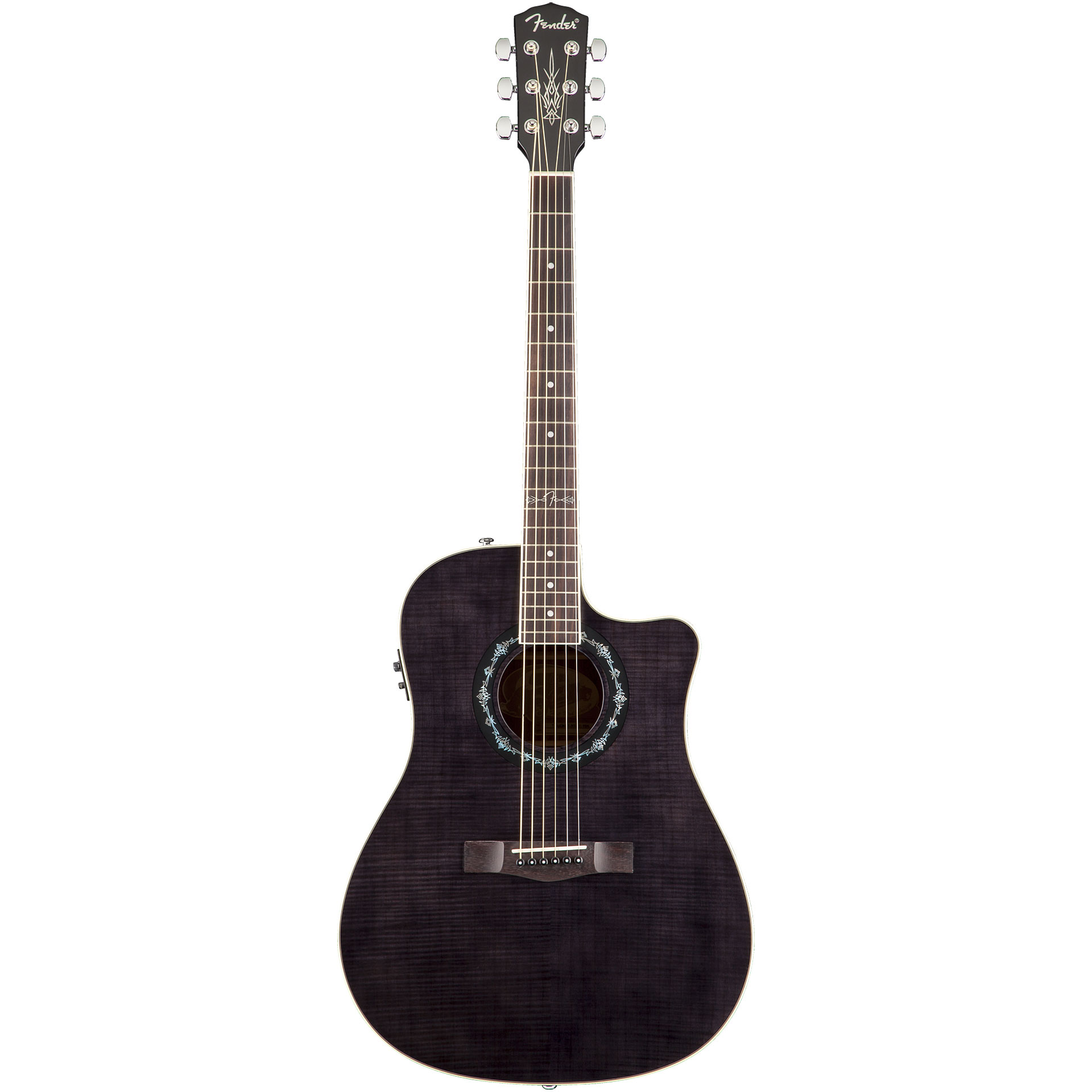 fender t bucket 300ce bk guitare acoustique. Black Bedroom Furniture Sets. Home Design Ideas