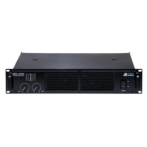dB Technologies HPA 1400