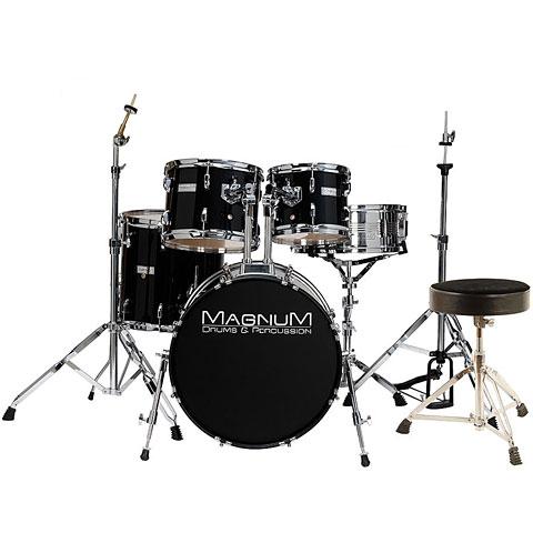 Magnum Economy 20 BK + Drum Throne