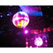 Boule disco Showtec Mirrorball Set 20cm (2)
