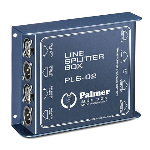 Palmer PLS 02 2-Kanal Line Splitter