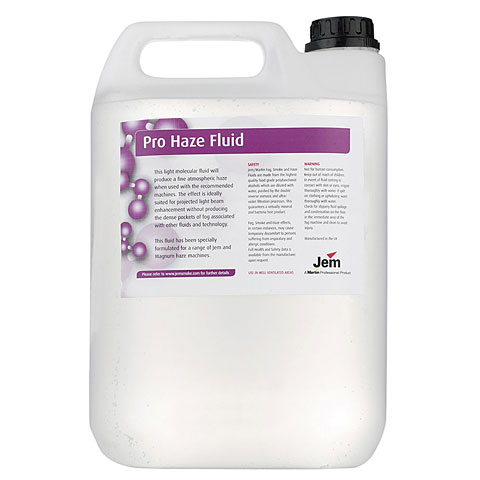 Jem Pro Haze Fluid (TH-Mix) 9,5 l