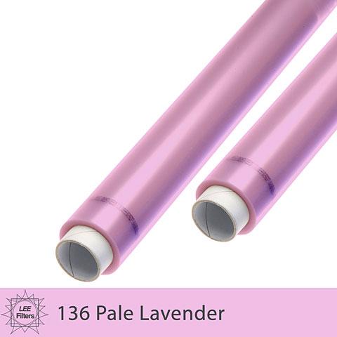 LEE Filters 136 Pale Lavender