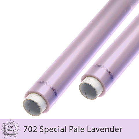 LEE Filters 702 Special Pale Lavender