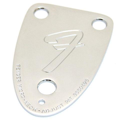 Fender 70er ''F'' chrom, 3-loch