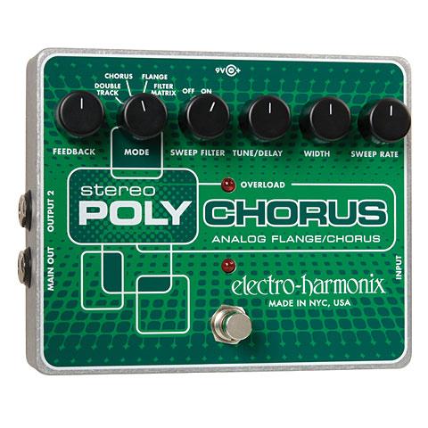 Electro Harmonix Stereo Poly Chorus
