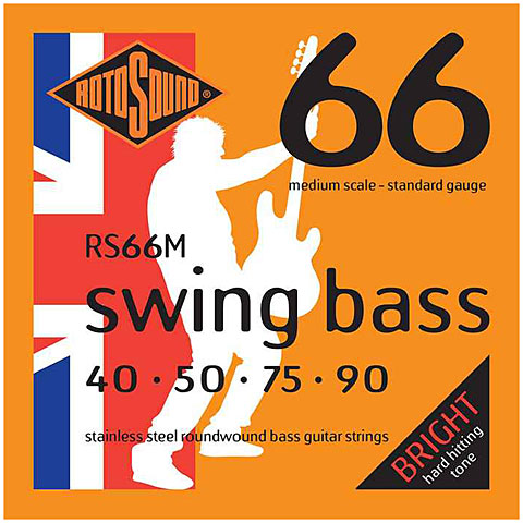 Rotosound Swingbass RS66M