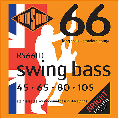Rotosound Swingbass RS66LD