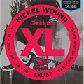 D'Addario EXL157 Nickel Wound .014-068 Baritone « Corde guitare électrique