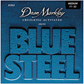 Corde guitare électrique Dean Markley Blue Steel 011-052 medium