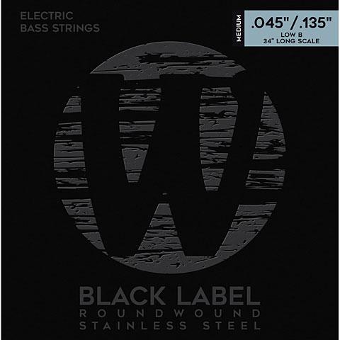 Warwick BlackLabel 045-135, 5-string