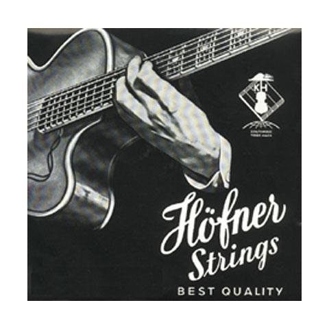Höfner Flatwound für Beatles Bass