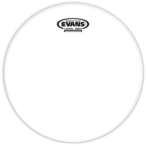Evans Resonant Clear TT08RGL