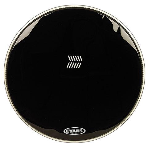 Evans EQ-2 Resonant Black 24  BD24RS