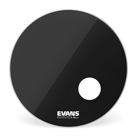 Evans EQ-3 Resonant Black BD24RB