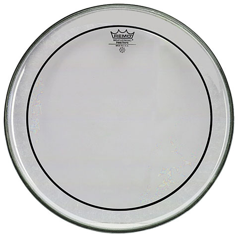 Remo Pinstripe Clear PS-0318-00
