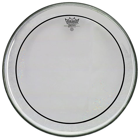 Remo Pinstripe Clear PS-1318-00