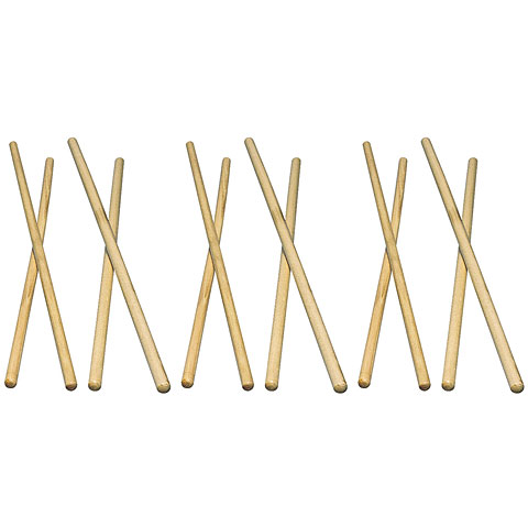 Latin Percussion LP248B Timbale Sticks Hickory