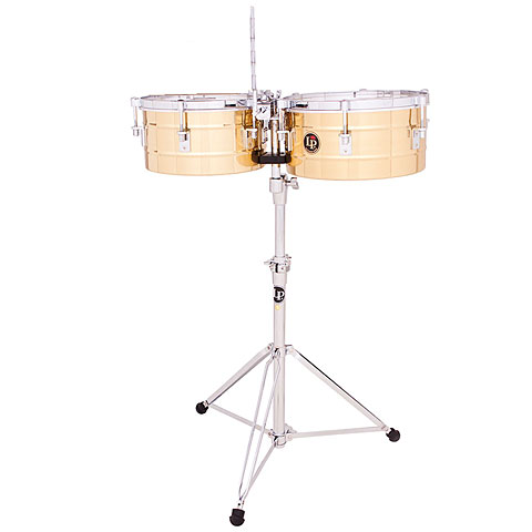 Latin Percussion Tito Puente LP255-B Solid Brass