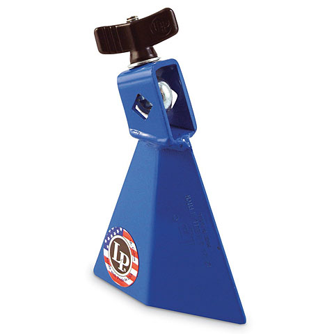 Latin Percussion LP1231 Jam Bell Blue High Pitch