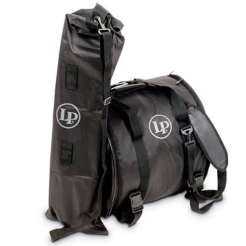 Latin Percussion LP539BK Timbale Bag Set