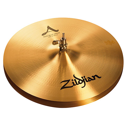 Zildjian A 15  New Beat HiHat