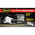 Squier Affinity Strat FM10G BK Set « Pack guitare électrique