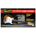 Pack guitare électrique Squier Affinity Strat FM10G SB Set