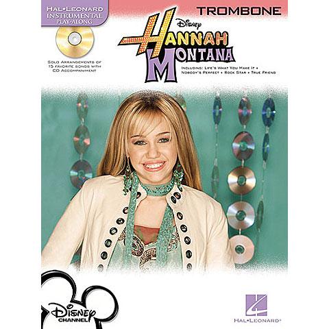 Hal Leonard Disney's Hannah Montana for Trombone
