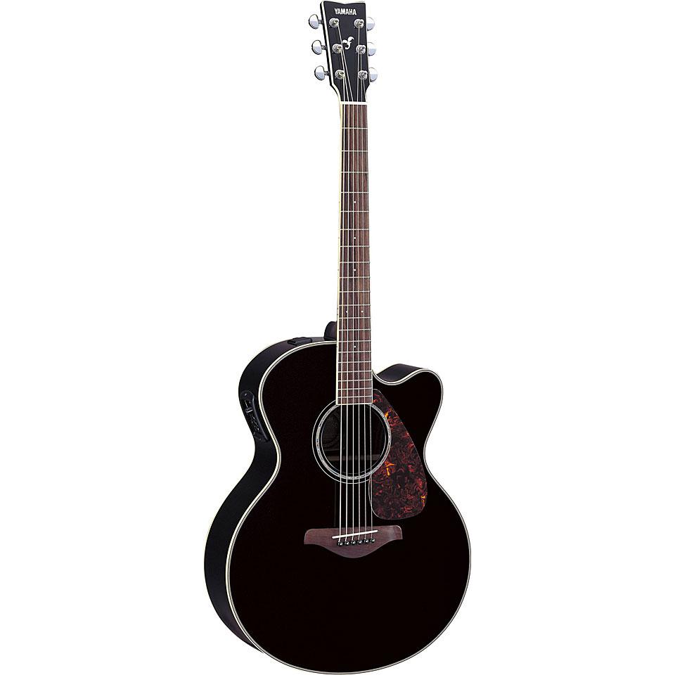 yamaha fjx730sc bl guitare acoustique. Black Bedroom Furniture Sets. Home Design Ideas