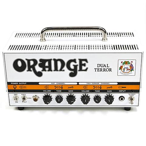 Orange Dual Terror Head