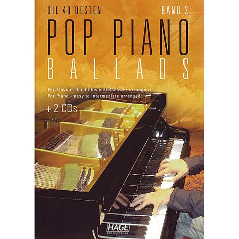 Hage Pop Piano Ballads 2