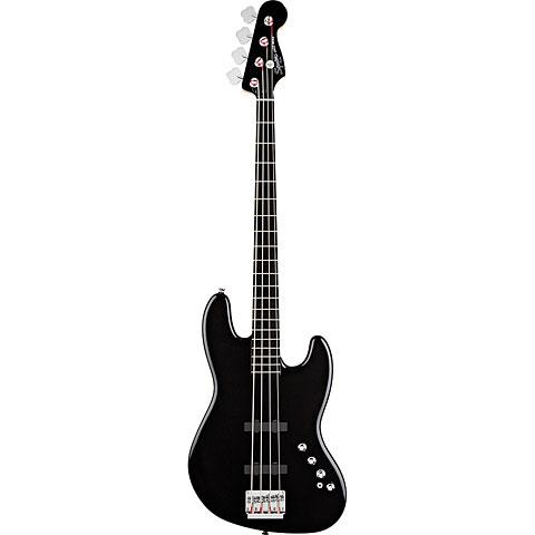 Squier Deluxe Jazzbass IV, BK