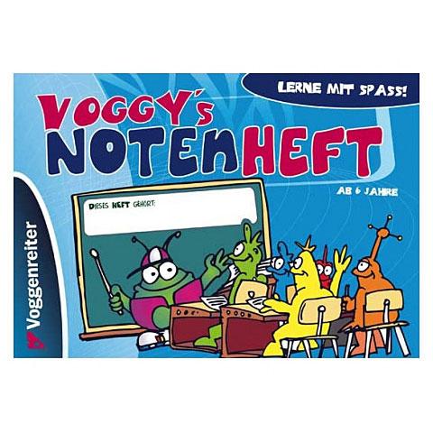 Voggenreiter Voggy's Notenheft