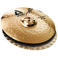 "Cymbale Hi-Hat Paiste Alpha Brilliant 14"" Metal Edge HiHat"