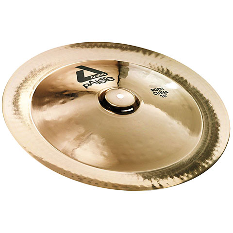 Paiste Alpha Brilliant 18  Rock China