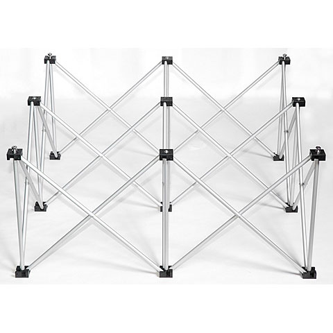 Intellistage 2x1x0,40m Podestfuß