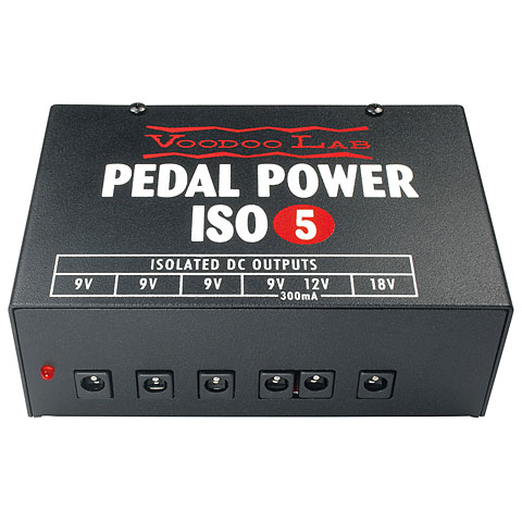 VoodooLab PedalPower ISO-5