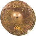 "Cymbale Hi-Hat Meinl Byzance Vintage 14"" Benny Greb Sand Hihat"