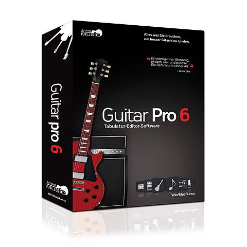 Arobas Music Guitar Pro 6